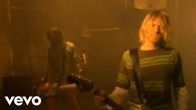 Nirvana - Smells Like Teen Spirit (Official Music Video) [REMASTERED IN HD]