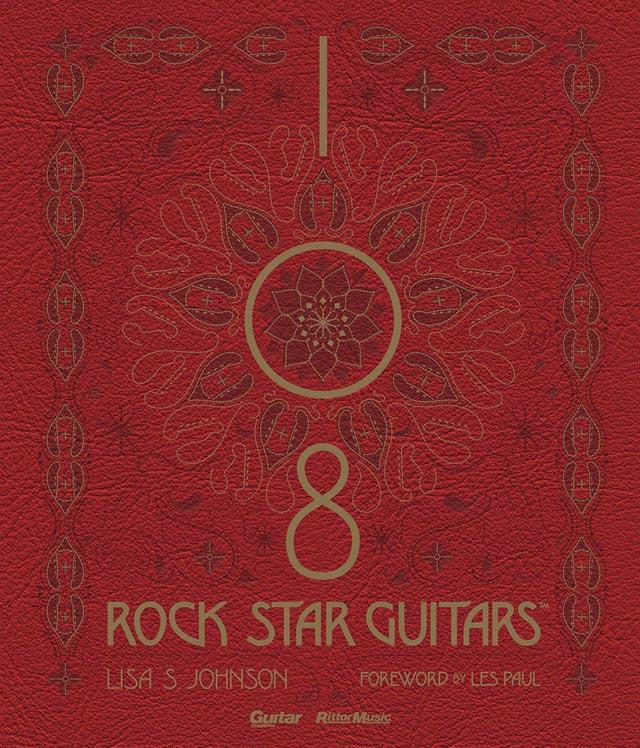 108 ROCK STAR GUITARS(108 ロック スター ギターズ) 伝説のギターをたずねて