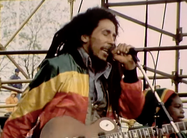 Bob Marley live in Munich (June 1, 1980)