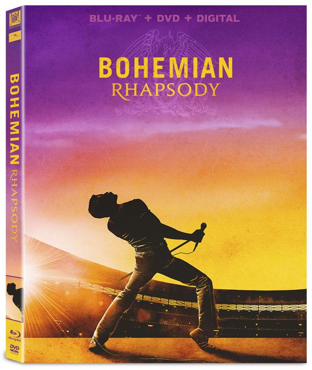 Bohemian Rhapsody [Blu-ray + DVD + DIGITAL]