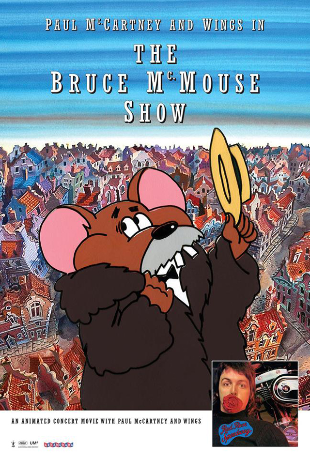 Paul McCartney and Wings / The Bruce McMouse Show