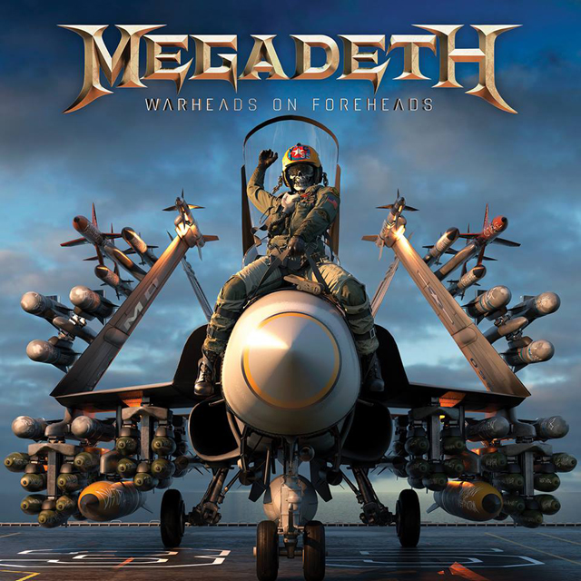Megadeth / Warheads On Foreheads