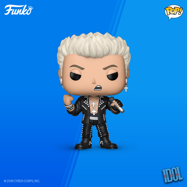 Pop! Rock: Billy Idol