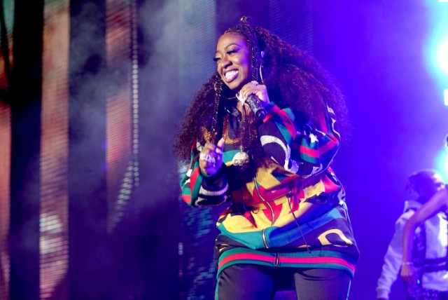 Missy Elliott - Photo by Bennett Raglin/Getty Images