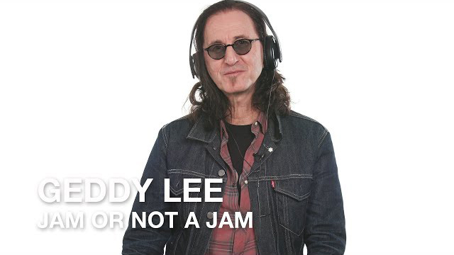 Jam or Not a Jam with Geddy Lee - CBC Music