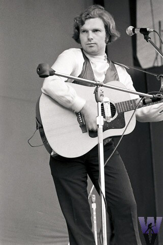 Van Morrison - Photo by Joe Sia