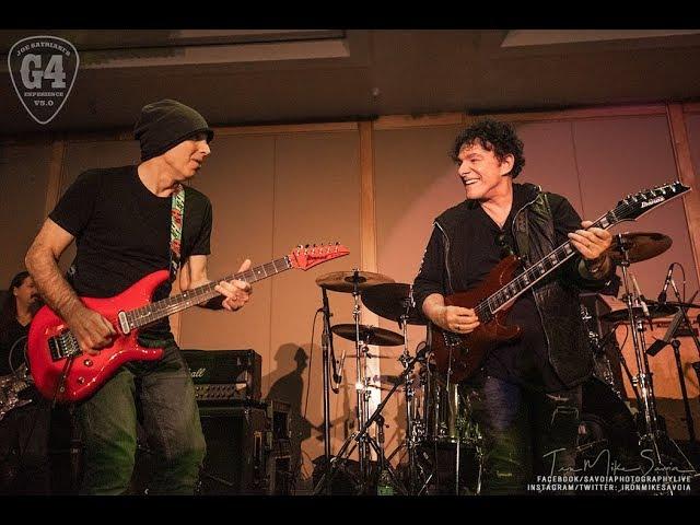 Neal Schon & Joe Satriani