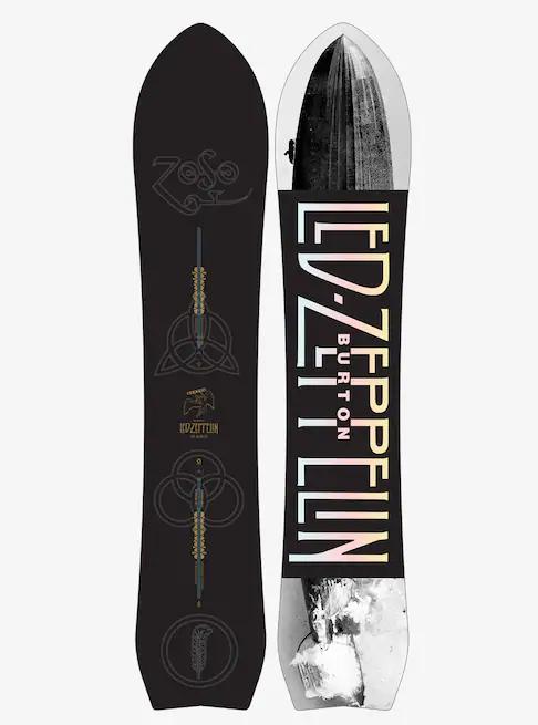 Men's Led Zeppelin x Burton Misty Mountain Hop Snowboard