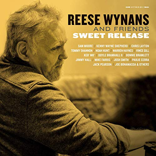 Reese Wynans and Friends / Sweet Release