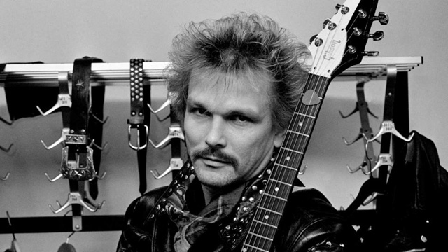 Rudolf Schenker in 1991 (Image: © Michel Linssen / Getty Images)