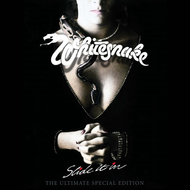 Whitesnake / Slide It In - Ultimate Special Edition