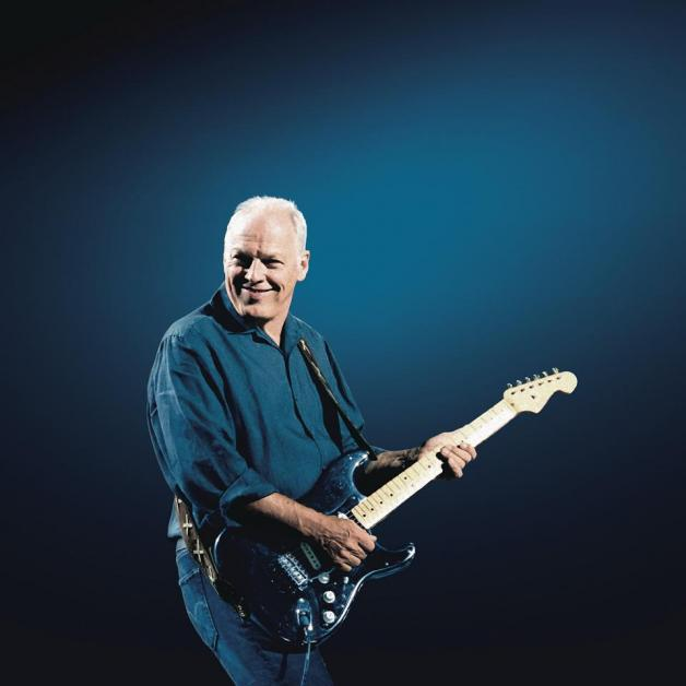 David Gilmour - Photo by Polly Samson