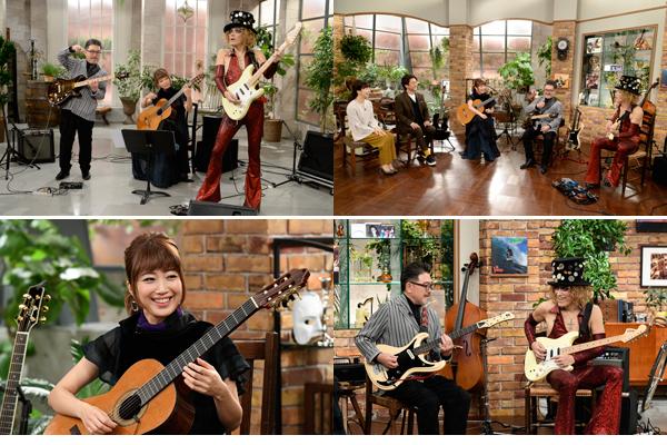 テレビ朝日『題名のない音楽会「ギターの秘密を知る休日」』(c)テレビ朝日