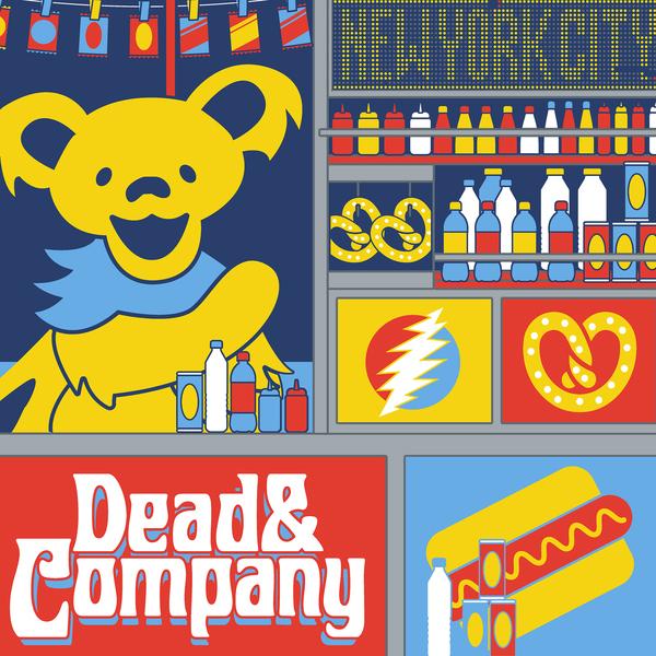 Dead & Company / Madison Square Garden, New York, NY 11/12/17 (Live)