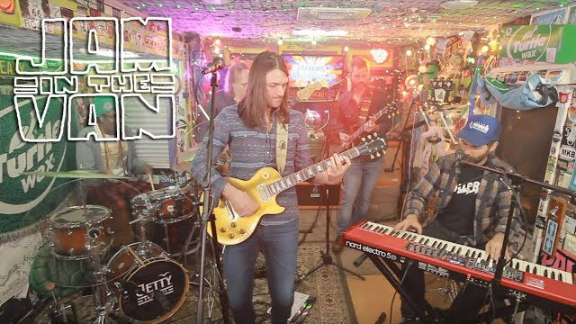Duane Betts & The Pistoleers - Jam in the Van