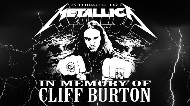 Tribute to Metallica's Cliff Burton - RUM Entertainment