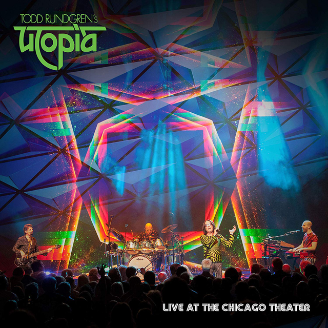 Todd Rundgren's Utopia / Live At The Chicago Theatre