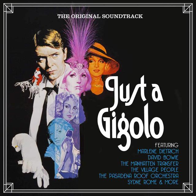 VA / JUST A GIGOLO - ORIGINAL MOTION PICTURE SOUNDTRACK
