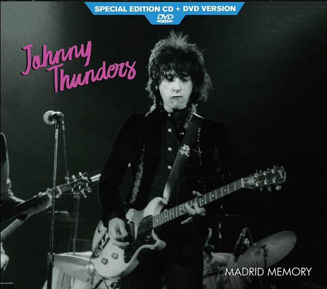 Johnny Thunders / Madrid Memory