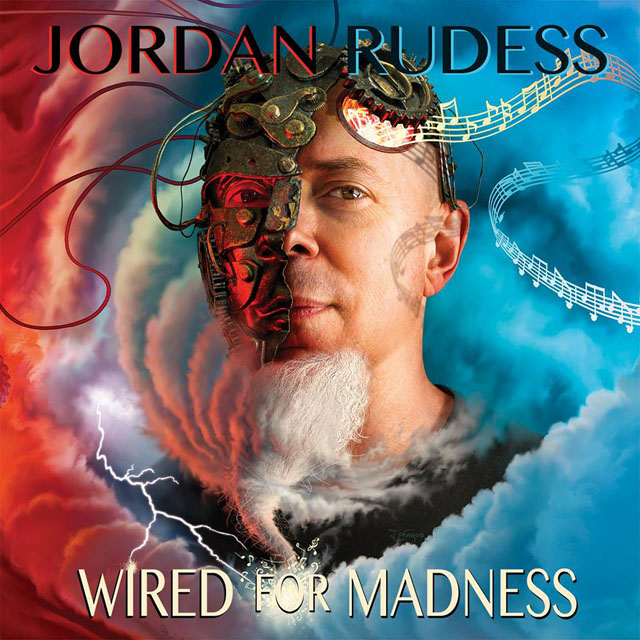 Jordan Rudess / Wired For Madness