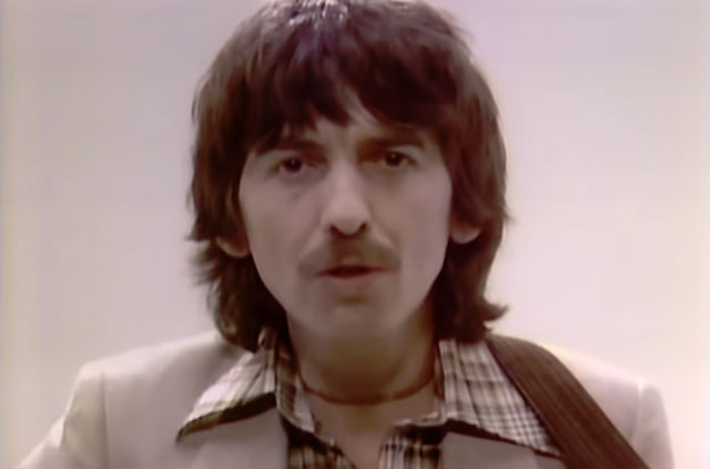 George Harrison - Blow Away (Official Music Video)