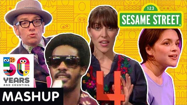 Sesame Street: Music Parodies with Musicians   #Sesame50