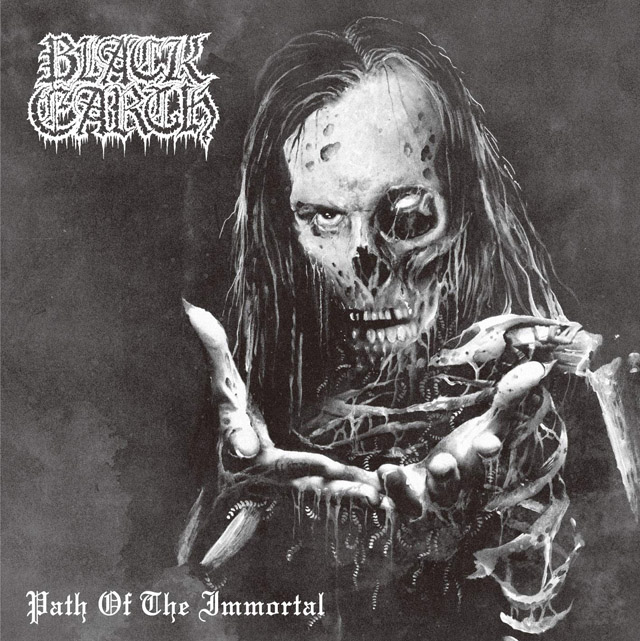 Black Earth / Path Of The Immortal: 暗黒の地球
