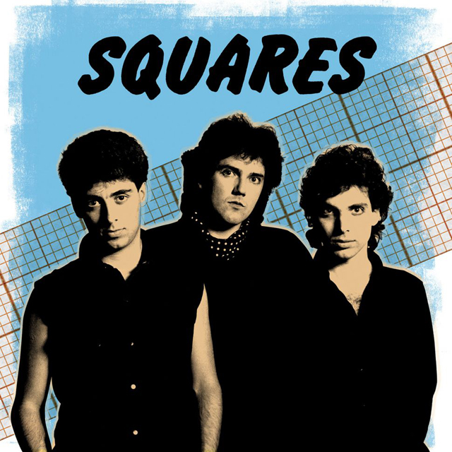 Squares / Best Of The Early '80s Demos