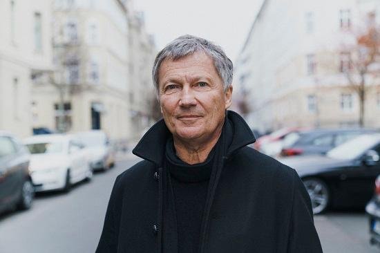 Michael Rother - Photo by Max Zerrahn