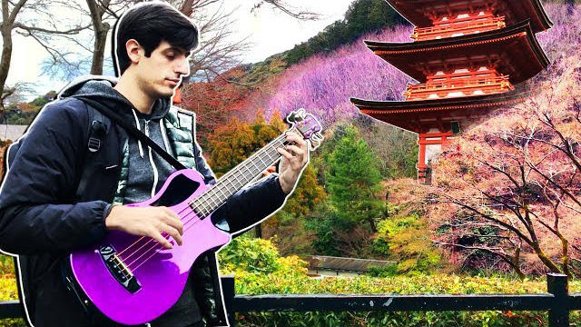 Davie504 - I went to JAPAN just to play these songs...