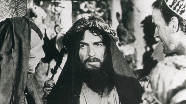 George Harrison in Monty Python's Life of Brian (1979) - CREDIT: AMCNI