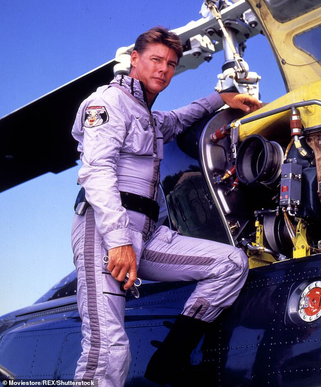 Jan-Michael Vincent - Airwolf
