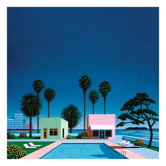 日本のシティポップを特集した米レーベルによるコンピ『pacific Breeze』発売、細野晴臣、大貫妙子、吉田
