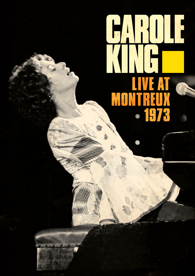 CAROLE KING / LIVE AT MONTREUX 1973
