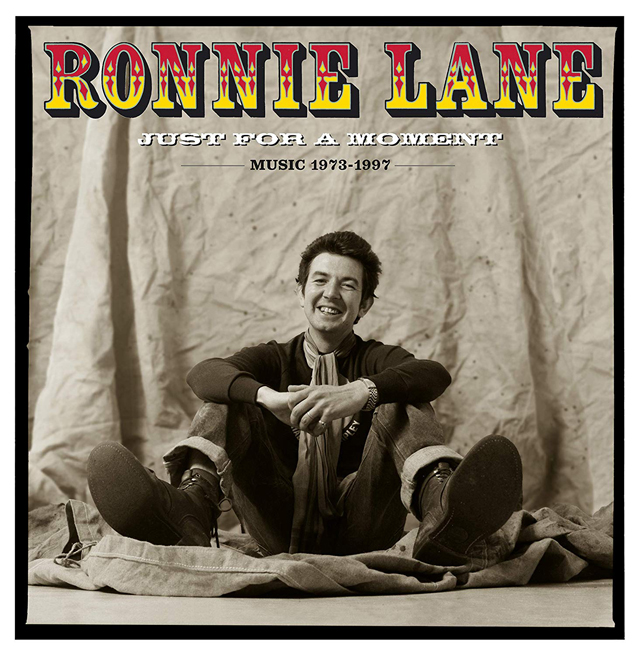 Ronnie Lane / Just For A Moment (Music 1973-1997) [6CD]