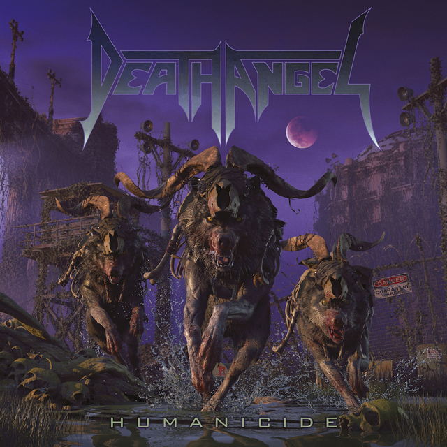 Death Angel / Humanicide