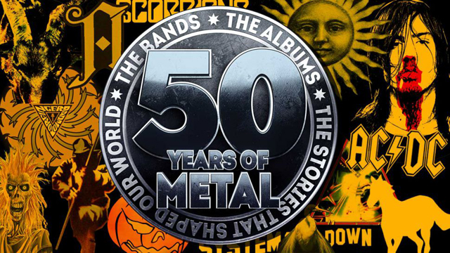 Metal Hammer - The 50 best metal albums of the last 50 years