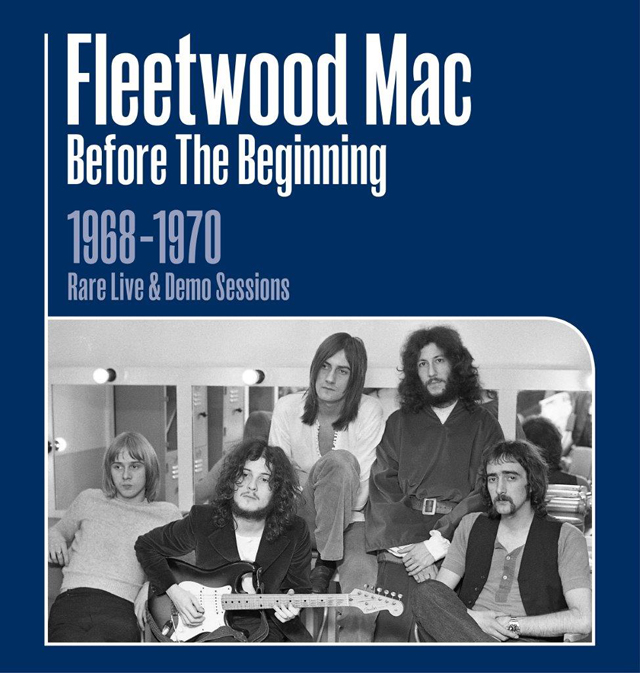 Fleetwood Mac / Before The Beginning 1968-1970: Rare Live and Demo Sessions