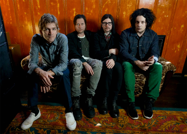 The Raconteurs - photo by Olivia Jean