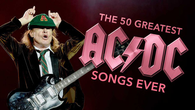 Classic Rock - The 50 Greatest AC/DC Songs Ever - Image: (c) Kevin Winter
