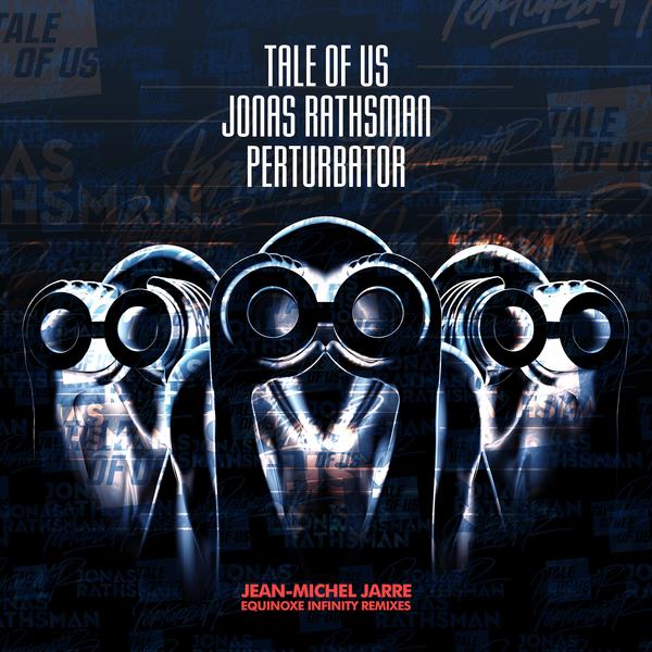 Jean-Michel Jarre / Equinoxe Infinity (Remix EP)