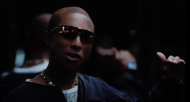 Gesaffelstein & Pharrell Williams - Blast Off (Official Video)