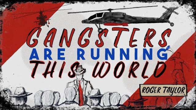 Gangsters Are Running This World - Purple Version (Official Lyric Video)
