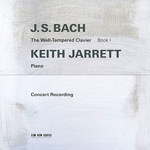 Keith Jarrett / J.S. Bach: The Well-Tempered Clavier, Book I