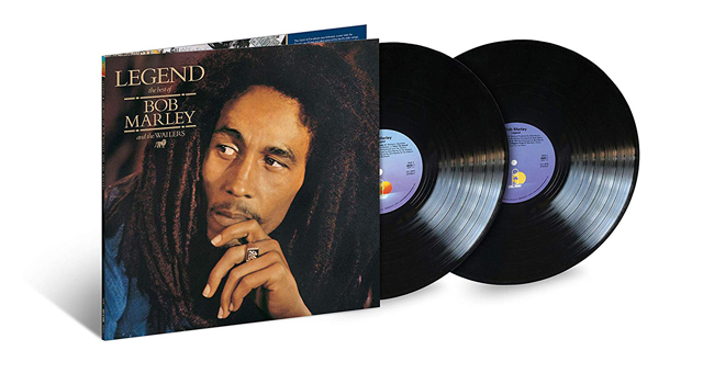 Bob Marley & The Wailers / Legend [2 180g LP]