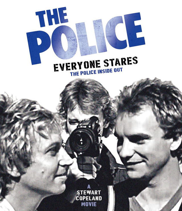 THE POLICE / EVERYONE STARES - THE POLICE INSIDE OUT