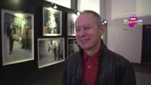 【Exhibitionism-ザ・ローリング・ストーンズ展】ピーター・バラカン ザ・ローリング・ストーンズ展の全て