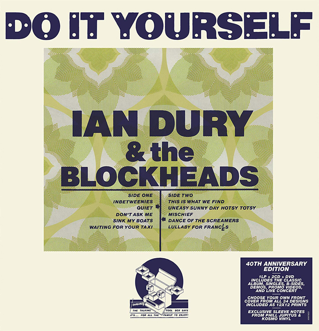 Ian Dury & The Blockheads / Do It Yourself - 40th Anniversary Edition