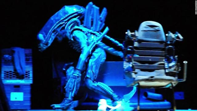 Alien: The Play - North Bergen NJ High School