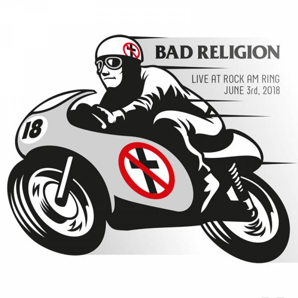 Bad Religion / Live At Rock Am Ring June 3rd, 2018